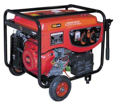 Бензиновый генератор PRORAB 4502 EB