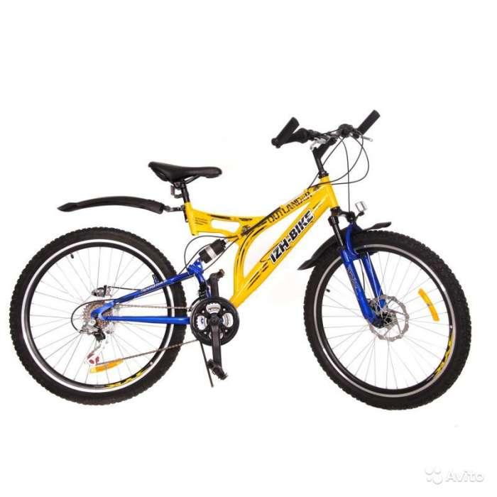 Велосипед Иж-Байк OUTLANDER 26» 18 скор.