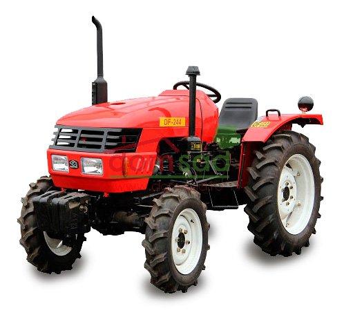 Мини-трактор Донгфенг (DONGFENG) DF 244D