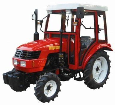 Мини-трактор Донгфенг (DONGFENG)  DF 244