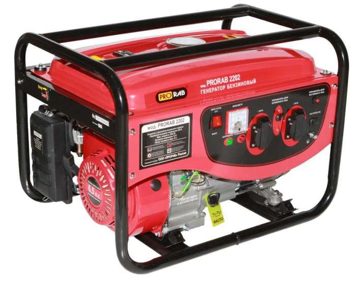 Бензиновый генератор PRORAB 2202