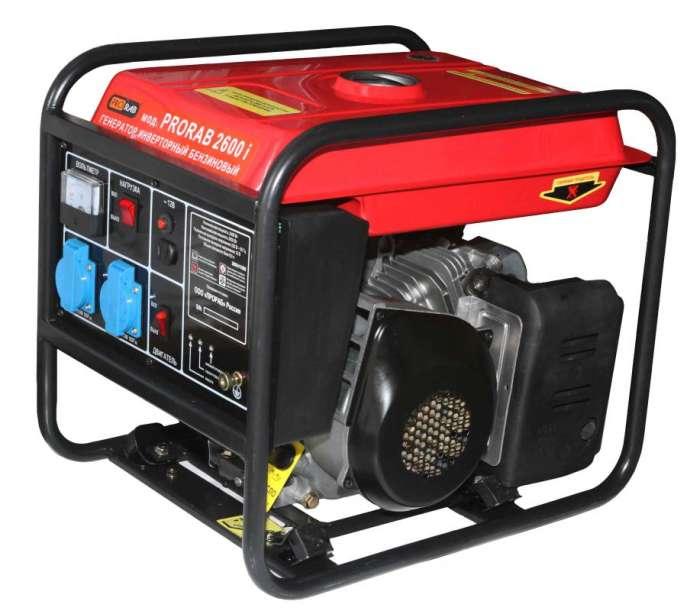 Бензиновый инверторный генератор PRORAB 2600 I