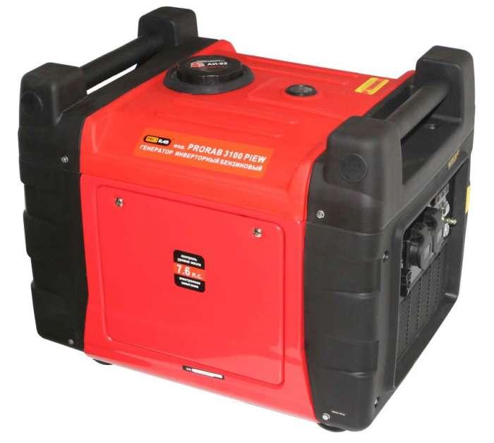 Бензиновый инверторный генератор PRORAB 3100 PIEW