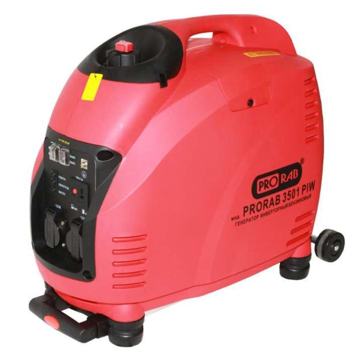 Бензиновый инверторный генератор PRORAB 3501 PIW