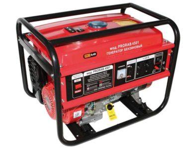 Бензиновый генератор PRORAB 4501