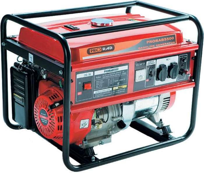 Бензиновый генератор PRORAB 5500