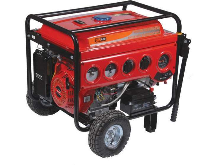 Бензиновый генератор PRORAB 5503 EB