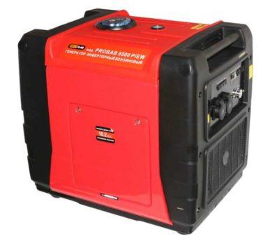 Бензиновый инверторный генератор PRORAB 5500 PIEW