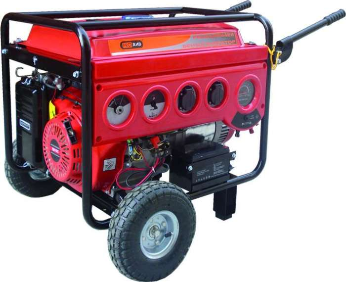 Бензиновый генератор PRORAB 6600 ЕВ