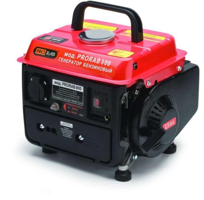 Бензиновый генератор PRORAB 900