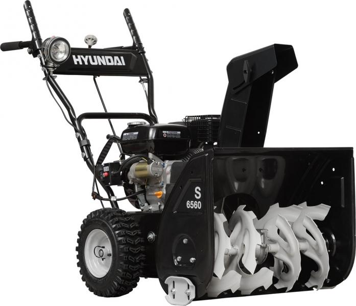 Снегоуборщик HYUNDAI S 6560