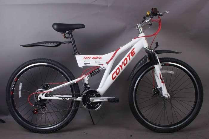 Велосипед Иж-Байк COYOTE 26» 21 скор.