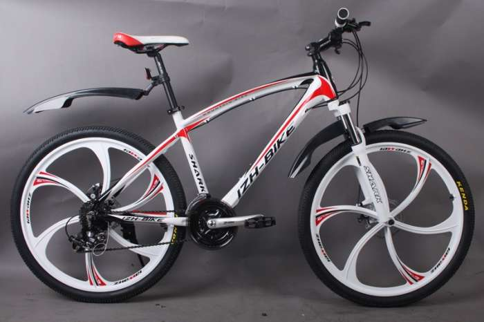 велосипед иж байк shark 26